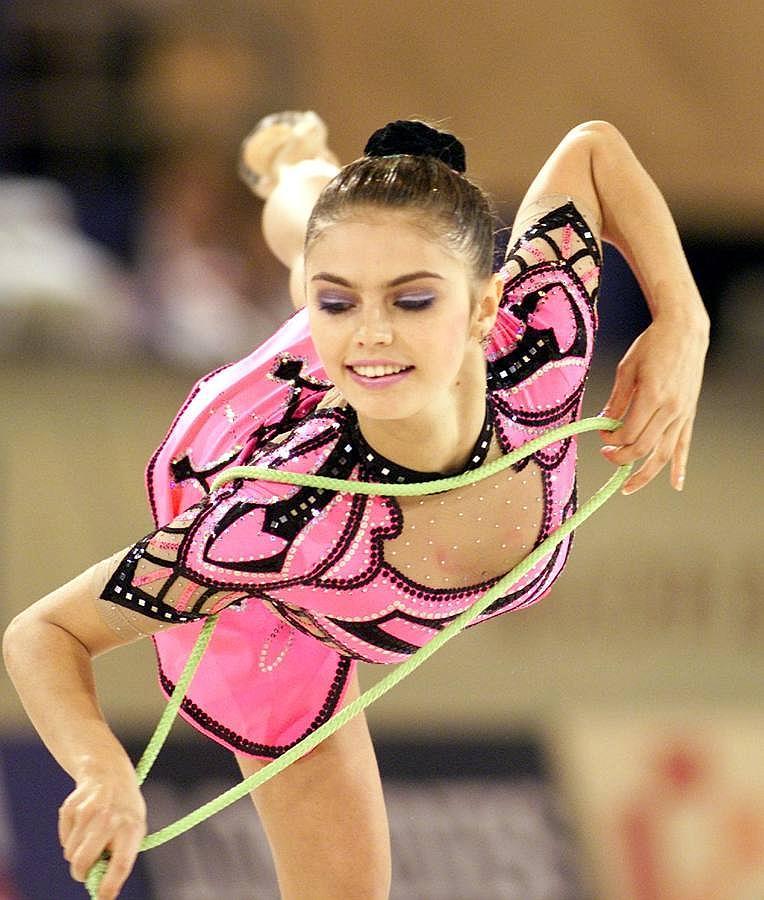 Alina Kabaeva Anal 110