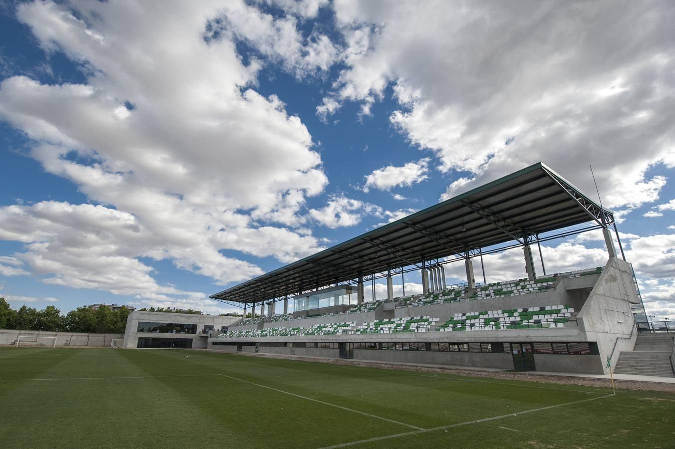 La ciudad deportiva Luis del Sol, cuna de futuras las estrellas verdiblancas