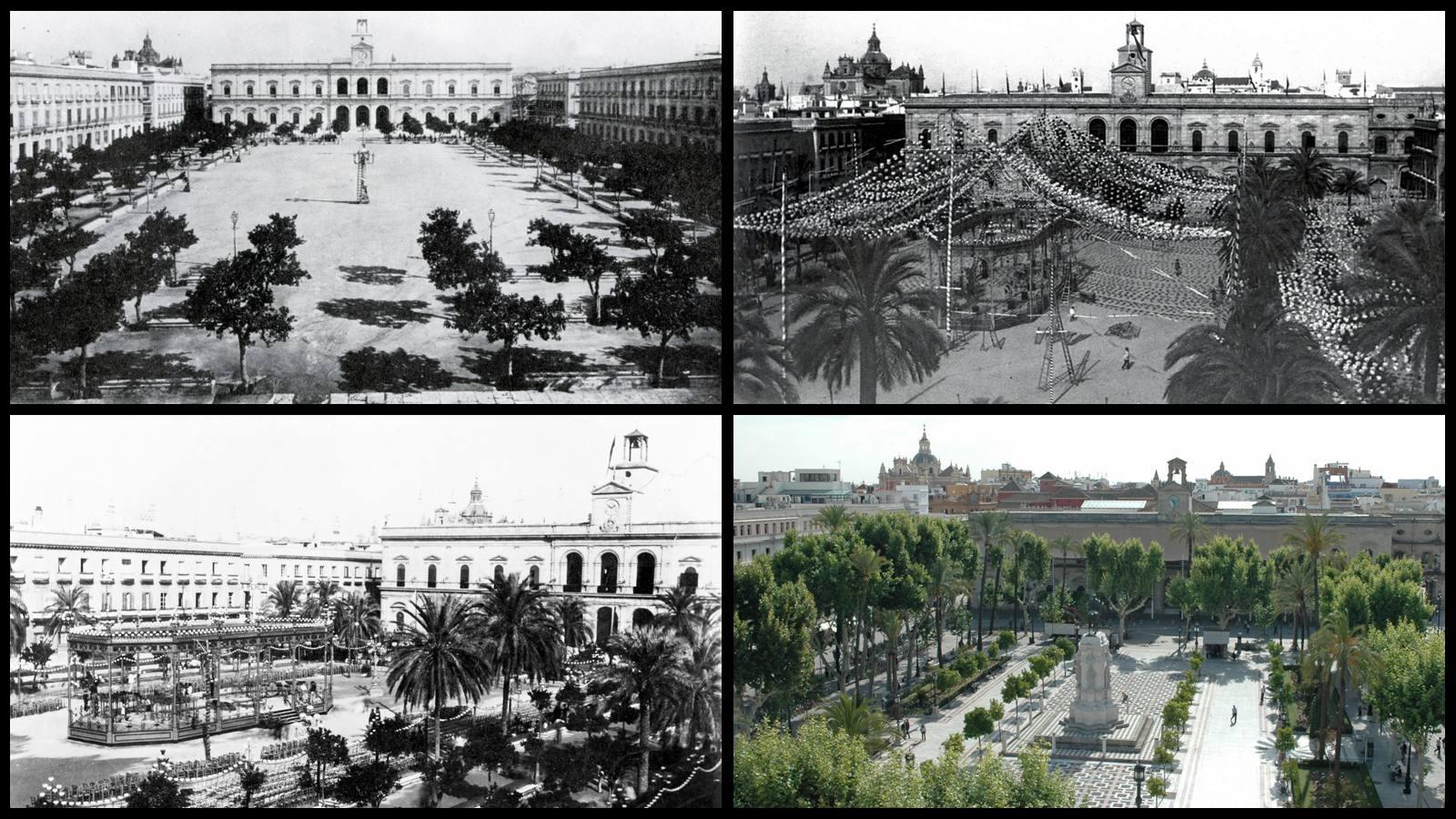 Sevilla en el tiempo de la plaza nueva a la alfalfa - El tiempo dos hermanas sevilla ...