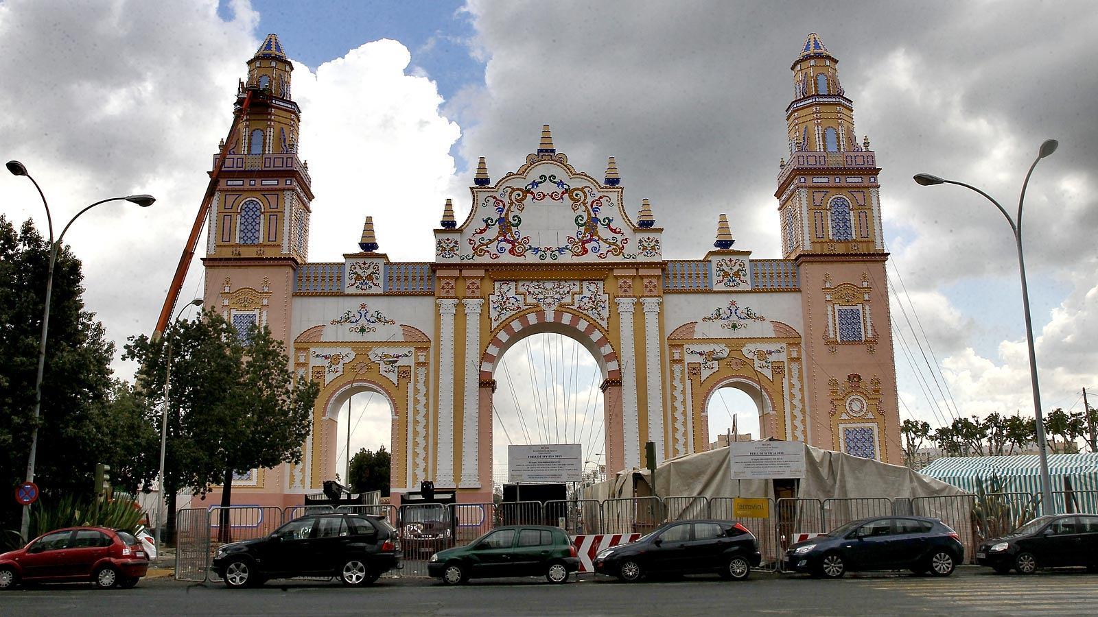 Portada de la Feria de Abril de 2015