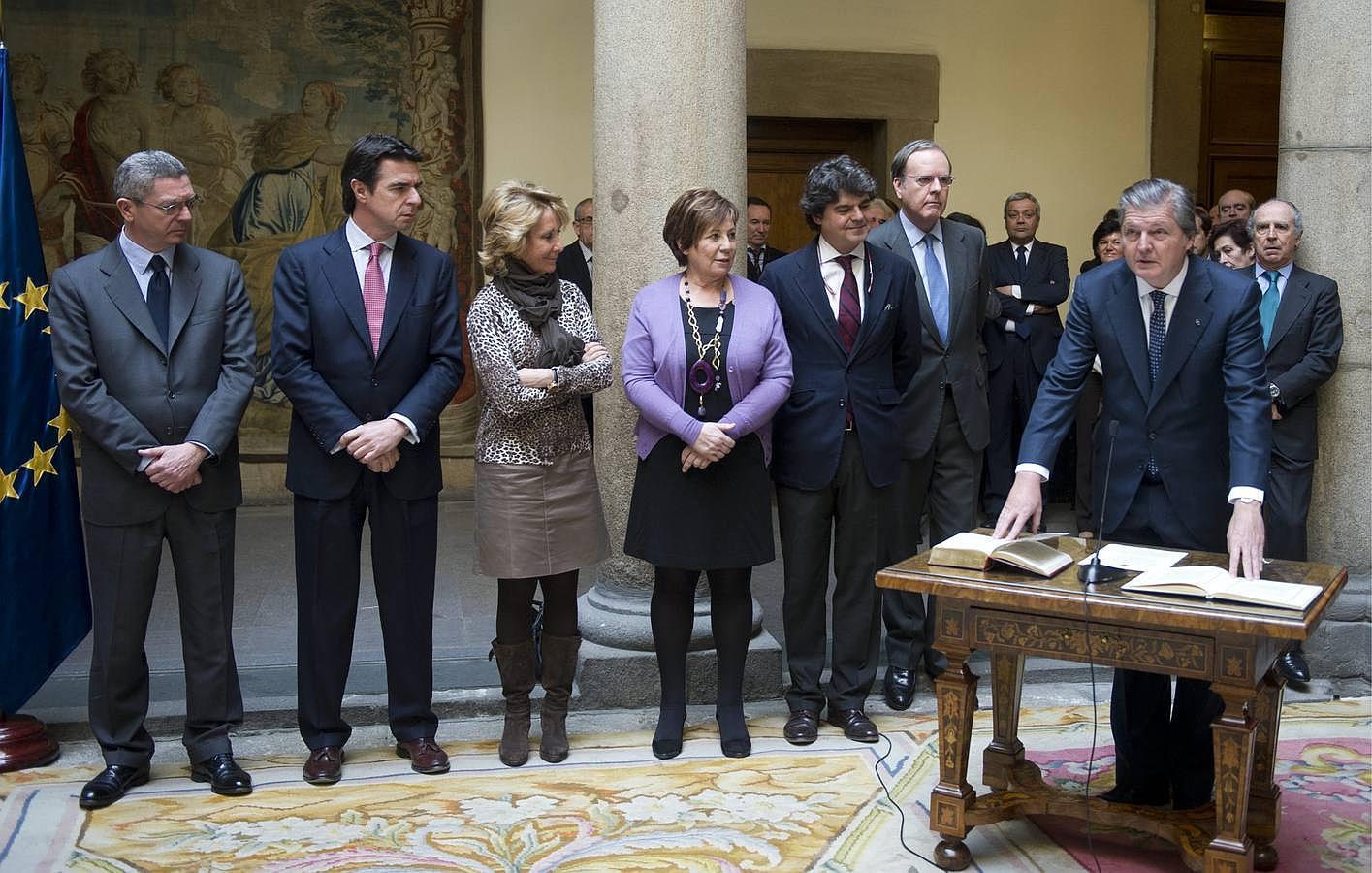 El secretario de Estado para la UE es desde 1022 Íñigo Méndez de Vigo, nombrado en el ministerio de manos del ministro de asuntos exteriores José Manuel García-Margallo