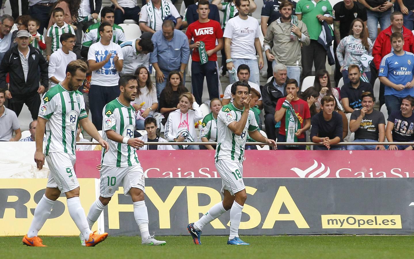 Osasuna y Córdoba se mantienen en lo alto de la tabla con Zaragoza, Oviedo y Nastic a 4 puntos