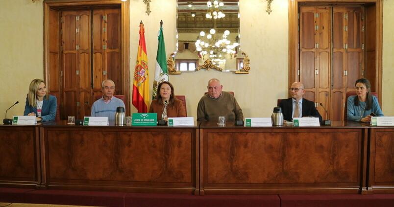 Agricultura destina 5,7 millones de euros a modernizar regadíos almerienses