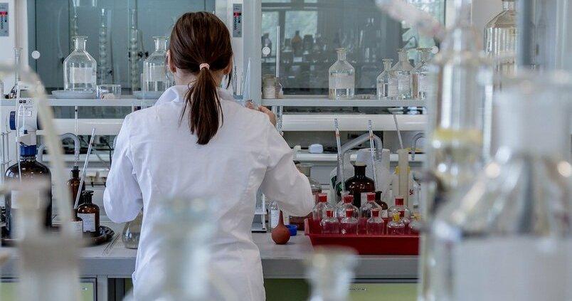 Investigadora trabajando en un proyecto / Agrónoma