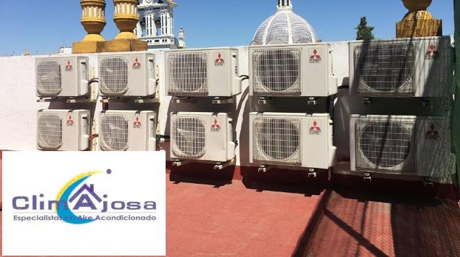 Aire acondicionado en sevilla instalaci n para su hogar o for Instalacion aire acondicionado sevilla