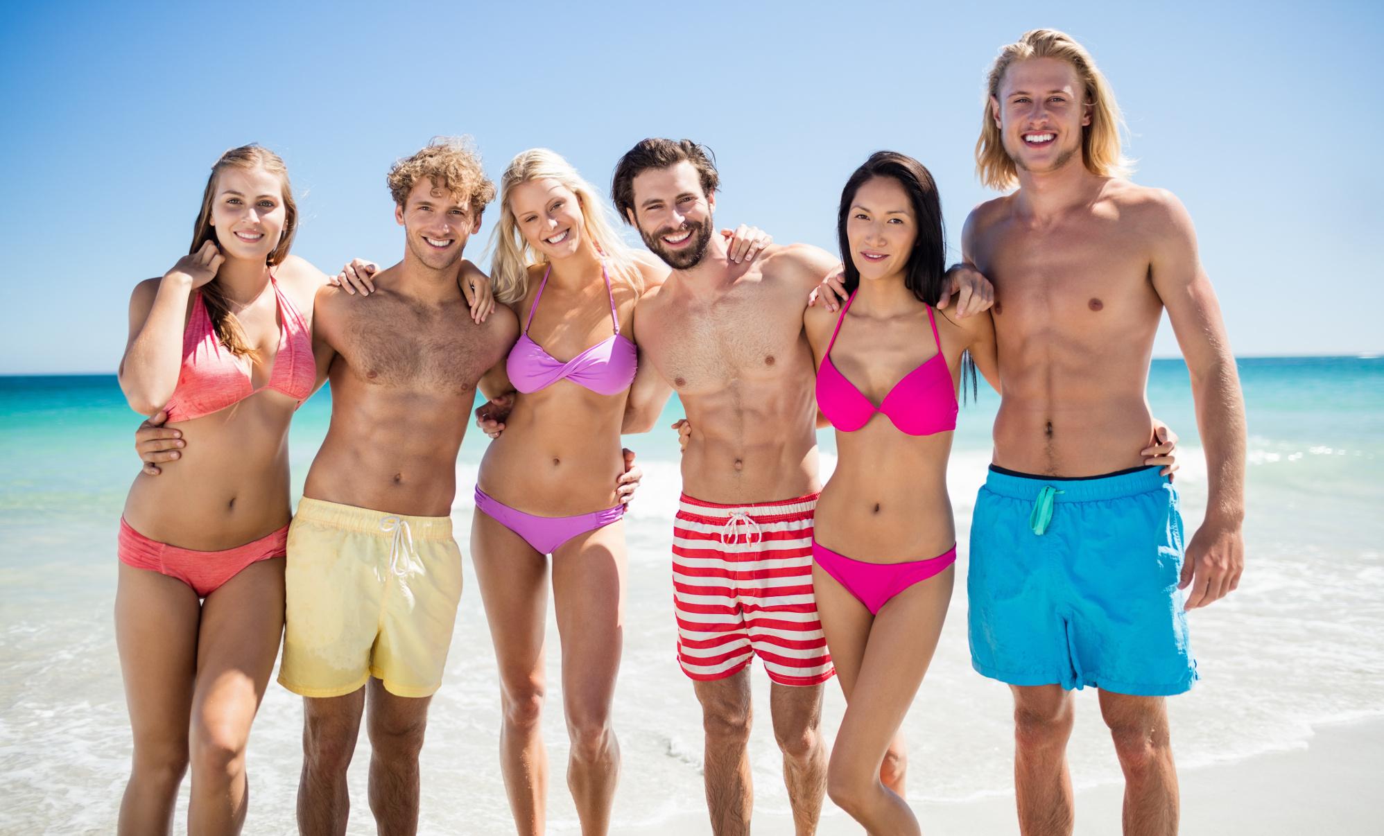 ed81bc3e29f8 Bikinis y bañadores más de moda de este verano 2017