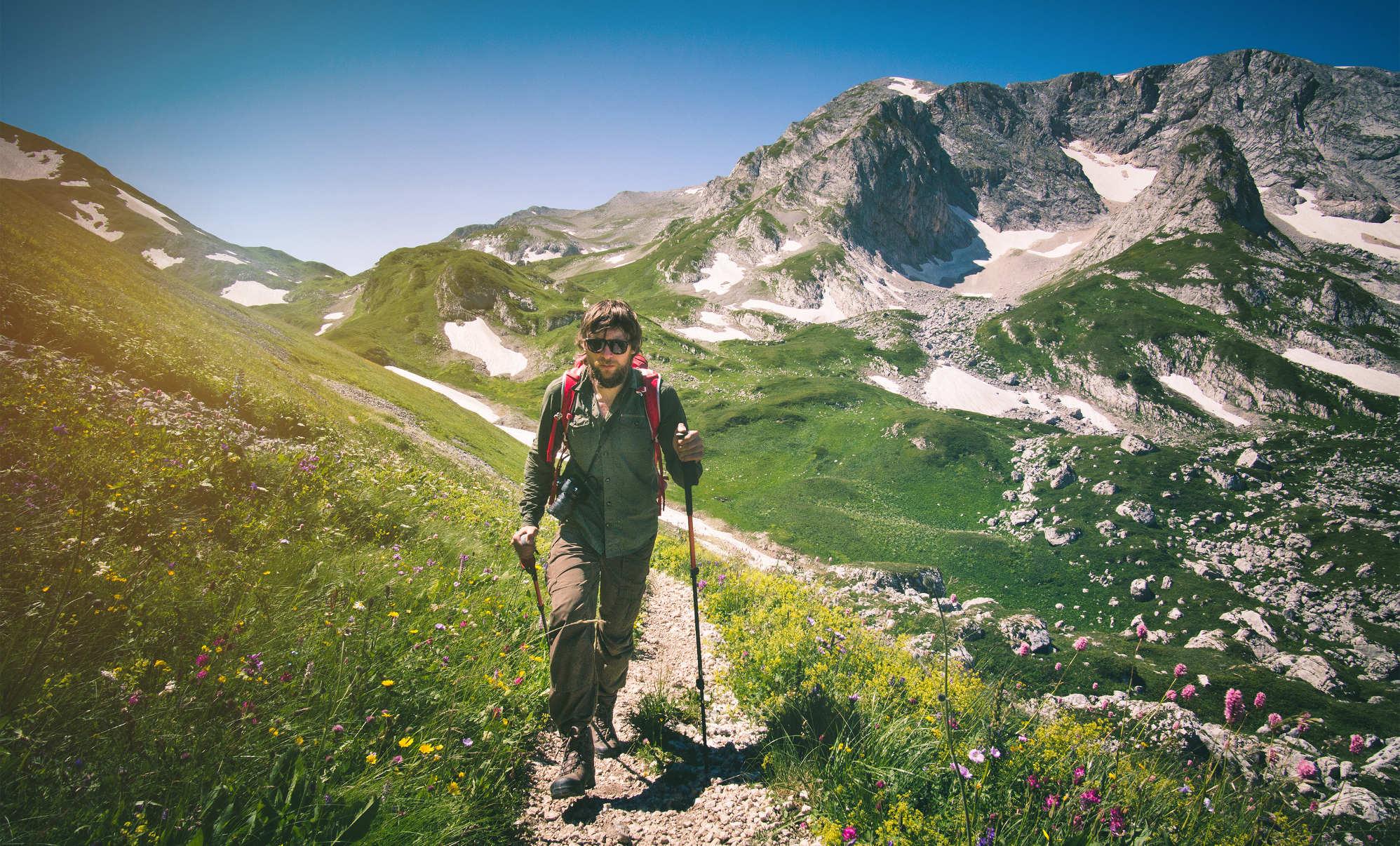Resultado de imagen de senderismo de montaña