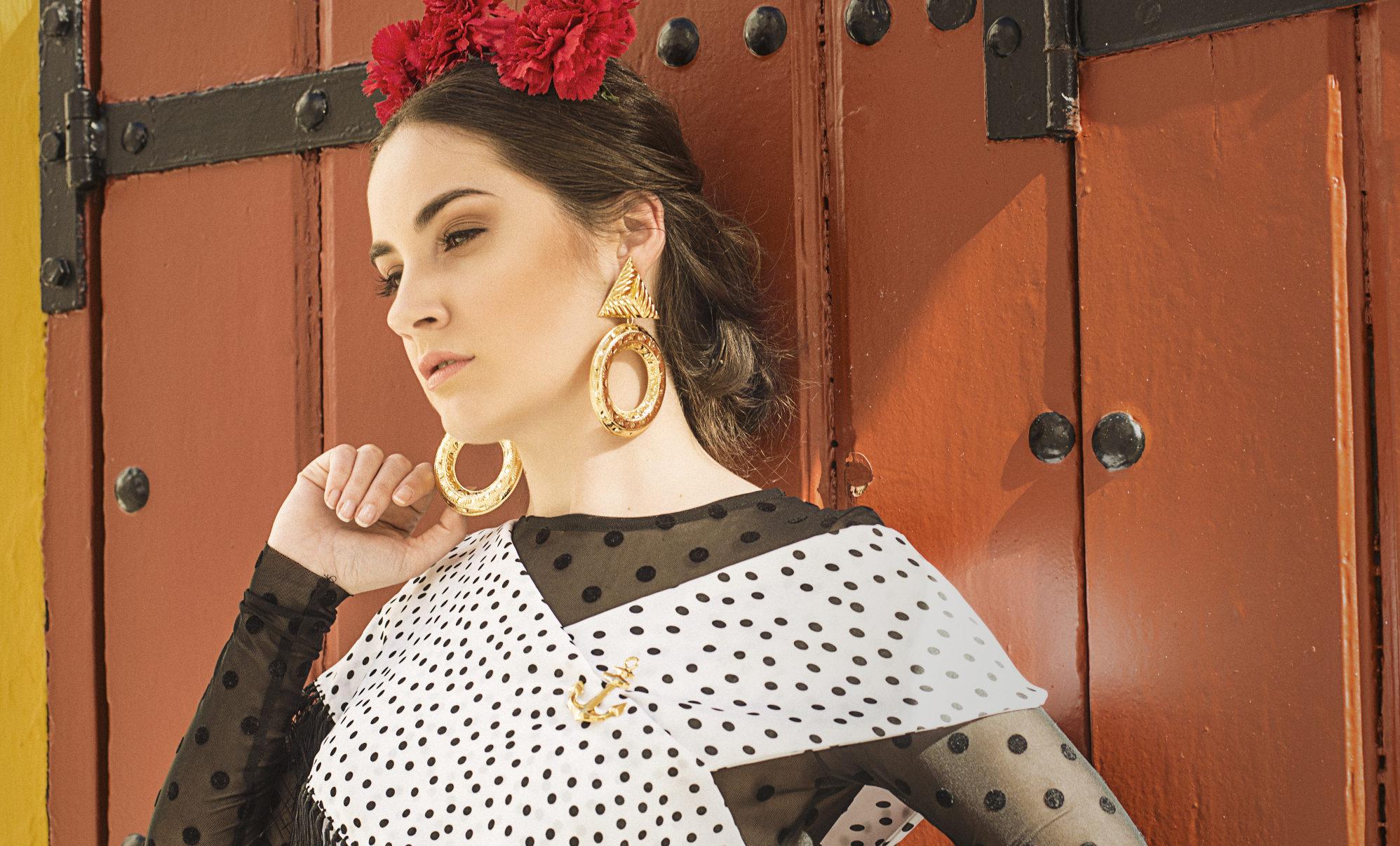 ebf002b86 Moda flamenca de Sevilla: nuevas colecciones para Feria 2019