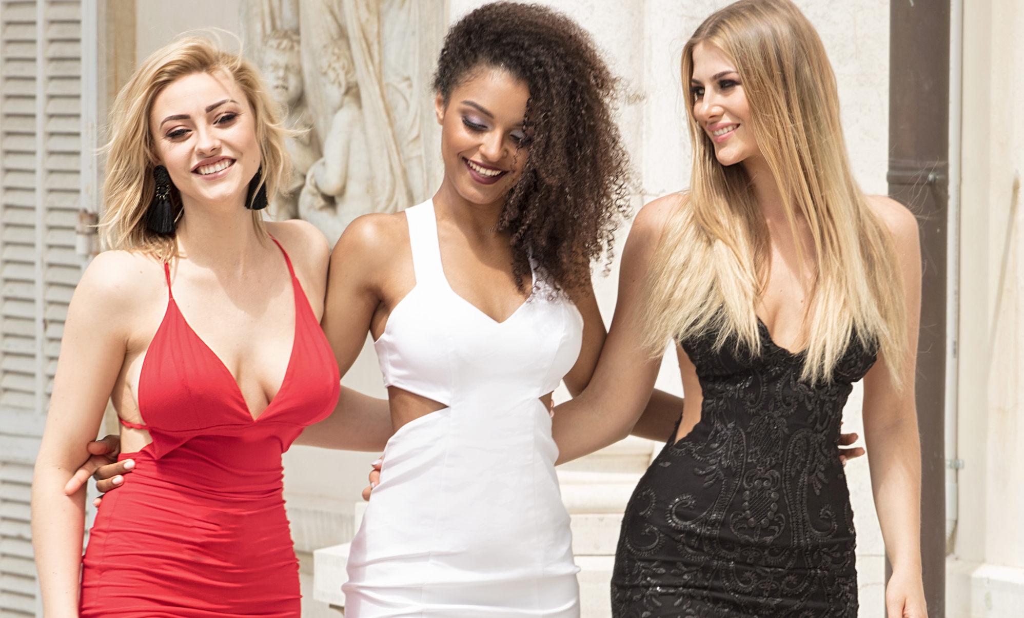 Vestidos De Invitada Para Bodas En 2020 Colecciones Nuevas Y Tendencias