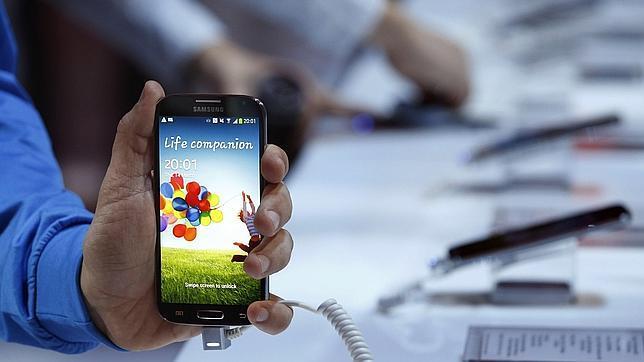 El Galaxy S4 mantiene el pulso en la cumbre