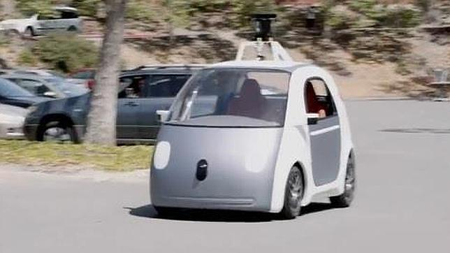 El coche autónomo de Google: sin volante ni pedales