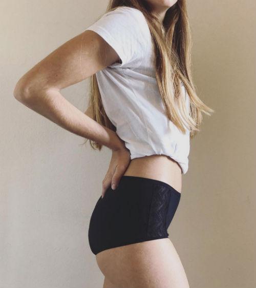 Braguitas menstruales Cocoro
