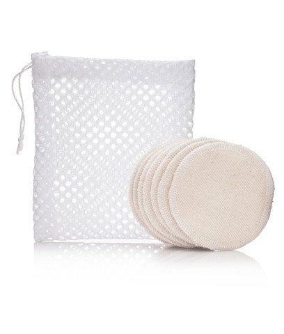 discos algodon tejido