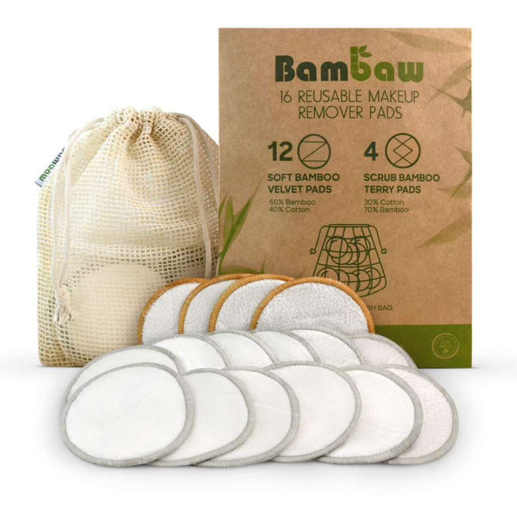 discos desmaquillantes bambu