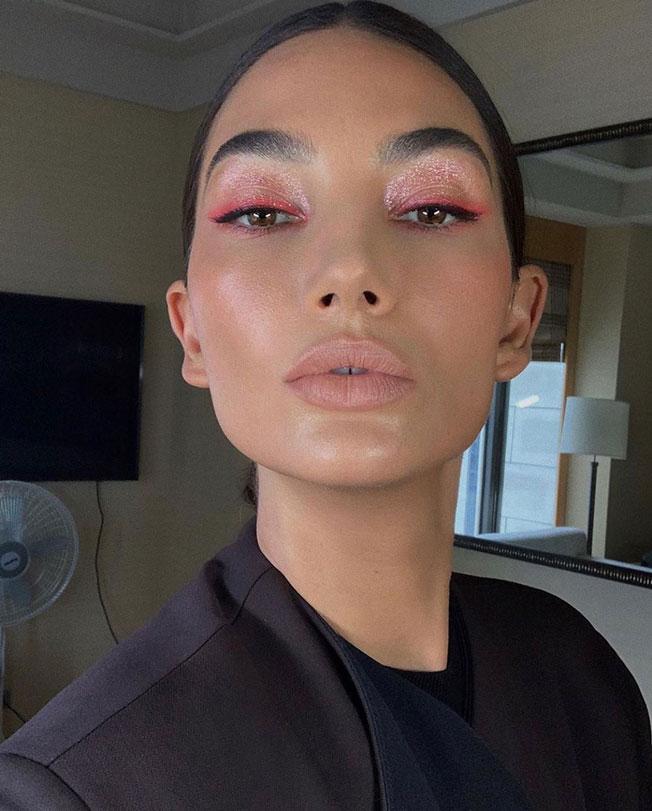 Tendencias de maquillaje 2020: ojos a todo color