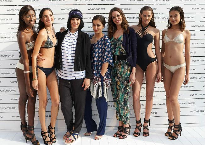 Presentación en Marbella de la nueva campaña de Women's Secret
