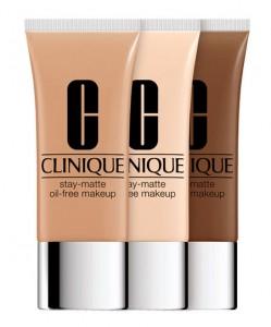 Base de maquillaje oil free con efecto mate de Clinique