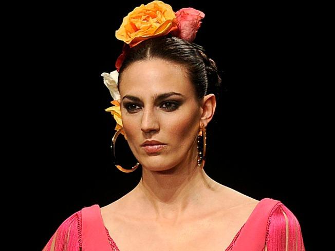 Maquillaje flamencas 2015. Jesús Spinola