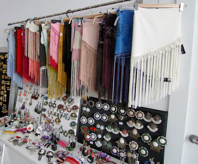 Complementos y accesorios de marcado acento andaluz en Guapa Eres