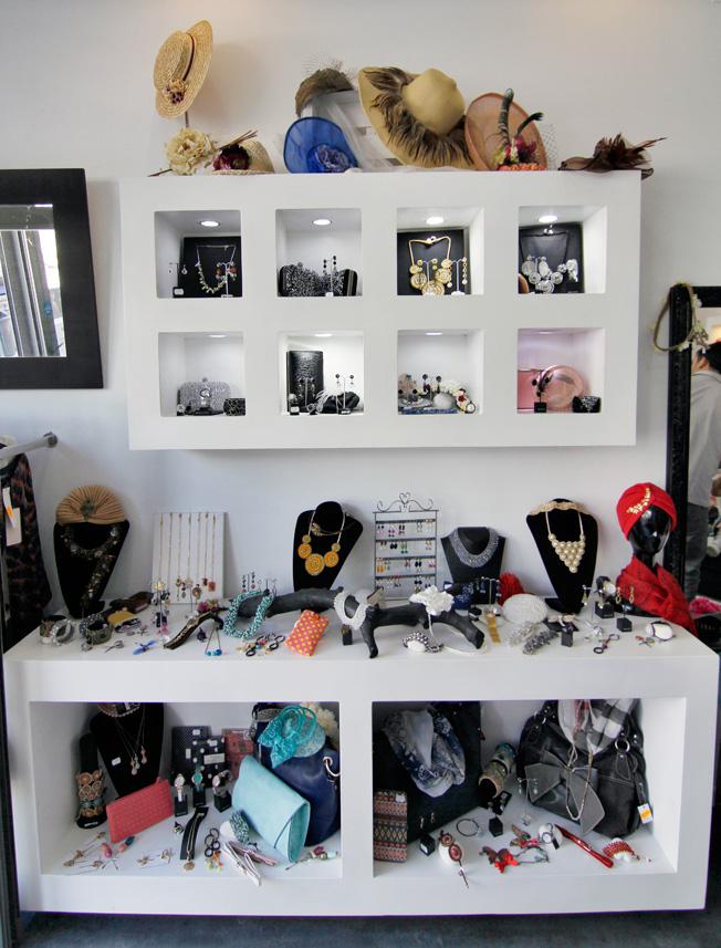 Complementos y accesorios artesanos