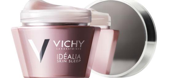 Idealia Skin Sleep de Vichy 2015