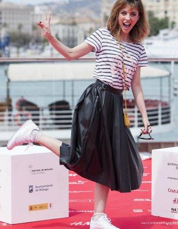 Leticia Dolera se estrena como directora en el Festival de Málaga 2015. EFE