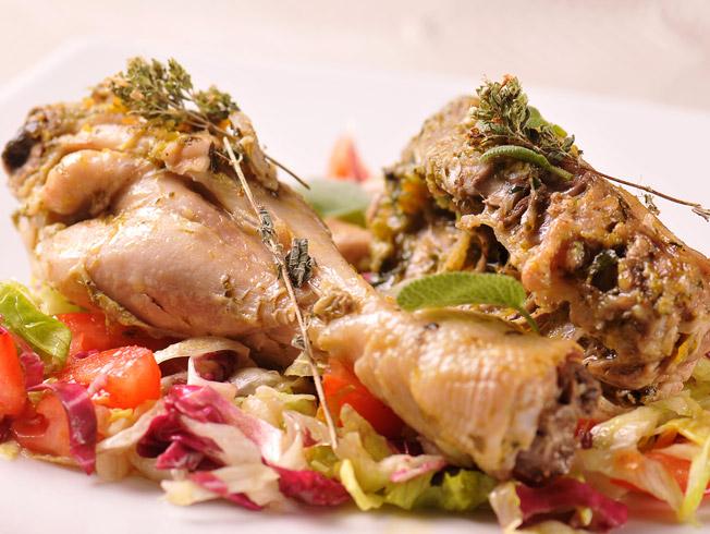Recetas baratas y sabrosas con pollo