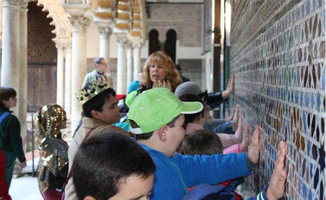 El Alcázar para los niños