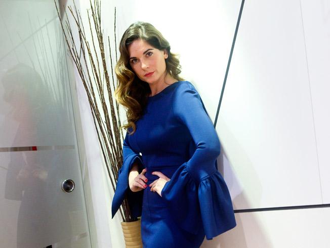 Analilen, el sueño de vestir novias de Lourdes Montes, cumple un año