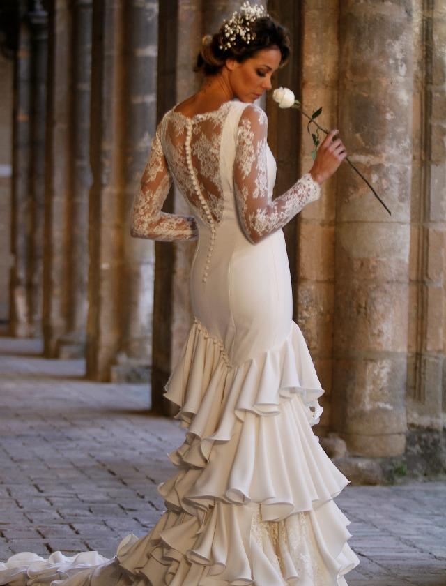 Gu a de dise adores de trajes de novia en sevilla - Disenadores de sevilla ...