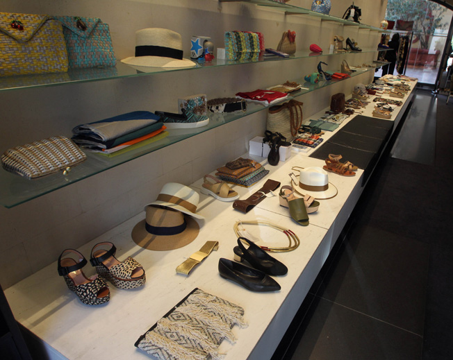 Imagen interior del establecimiento de Cuqui Castellanos