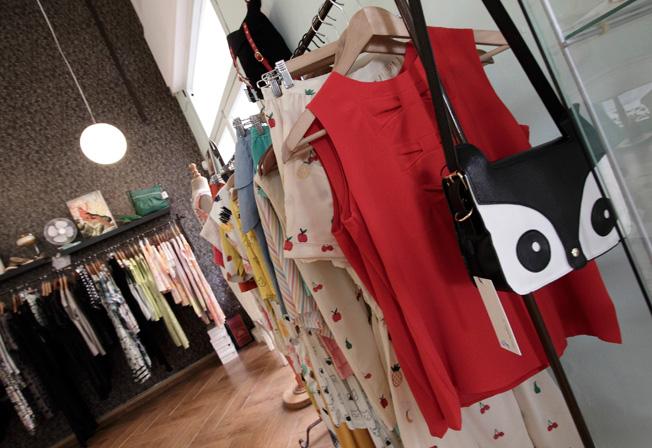 Originalidad, naturalidad y buen gusto en prendas y accesorios de excelente calidad