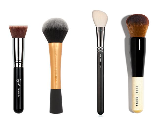 cuales son las mejores marcas de brochas para maquillaje