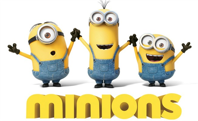 La película de Los Minions se estrena en julio