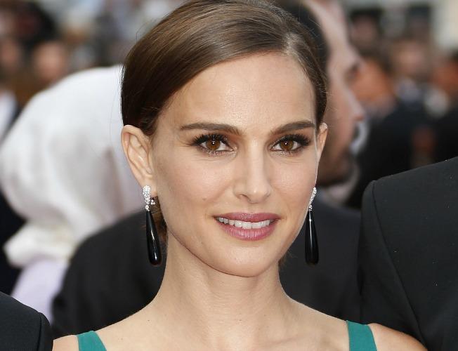Natalie Portman con labios rosas muy naturales. EFE