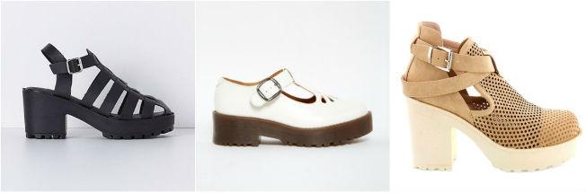 Zapatos feos 2015
