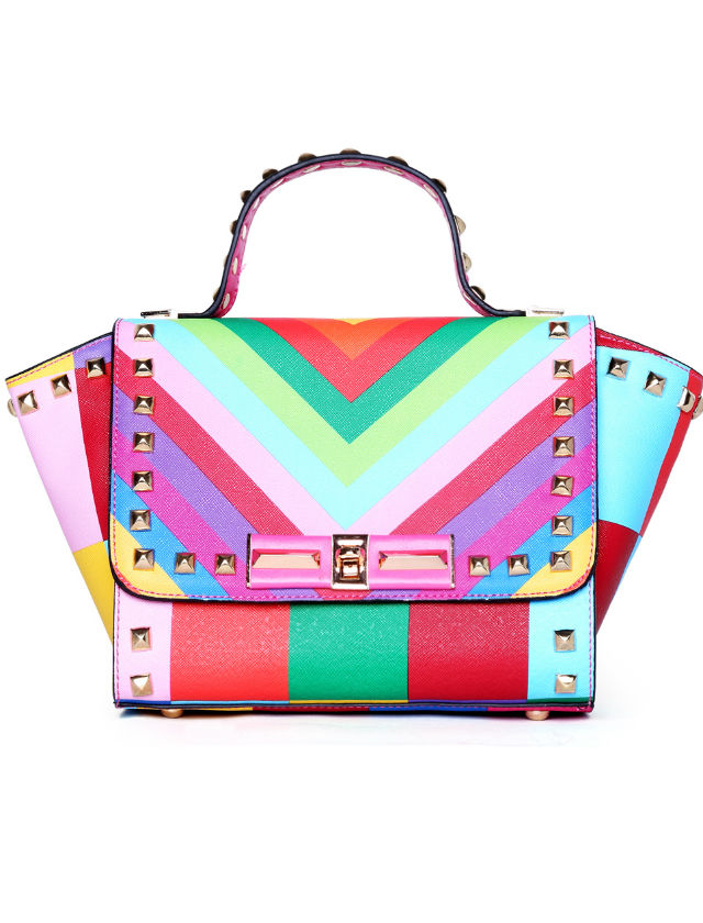 Mini bolso multicolor de She Inside