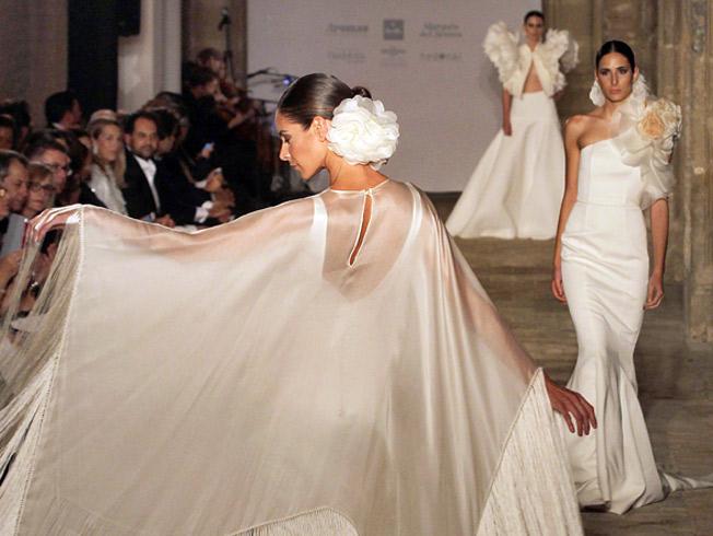 Tendencias en vestidos de novia: Lo mejor de SIQ 2015