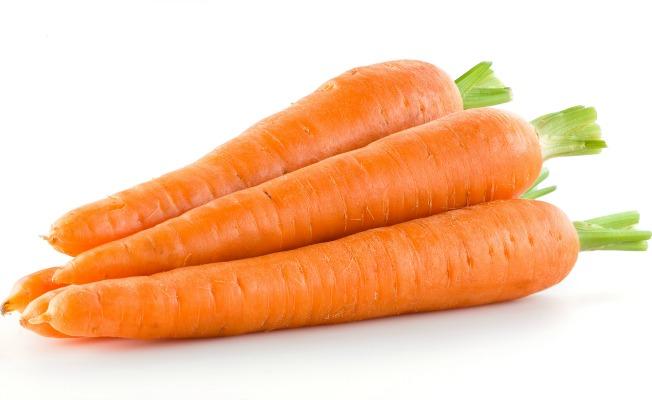 Zanahorias para mejorar el bronceado