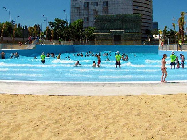 Agua Mágica. Islamagica.es
