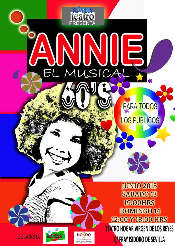 Musical Annie en Sevilla
