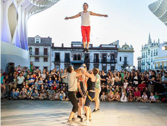 Circada, el festival de circo contemporáneo. Luis Montero