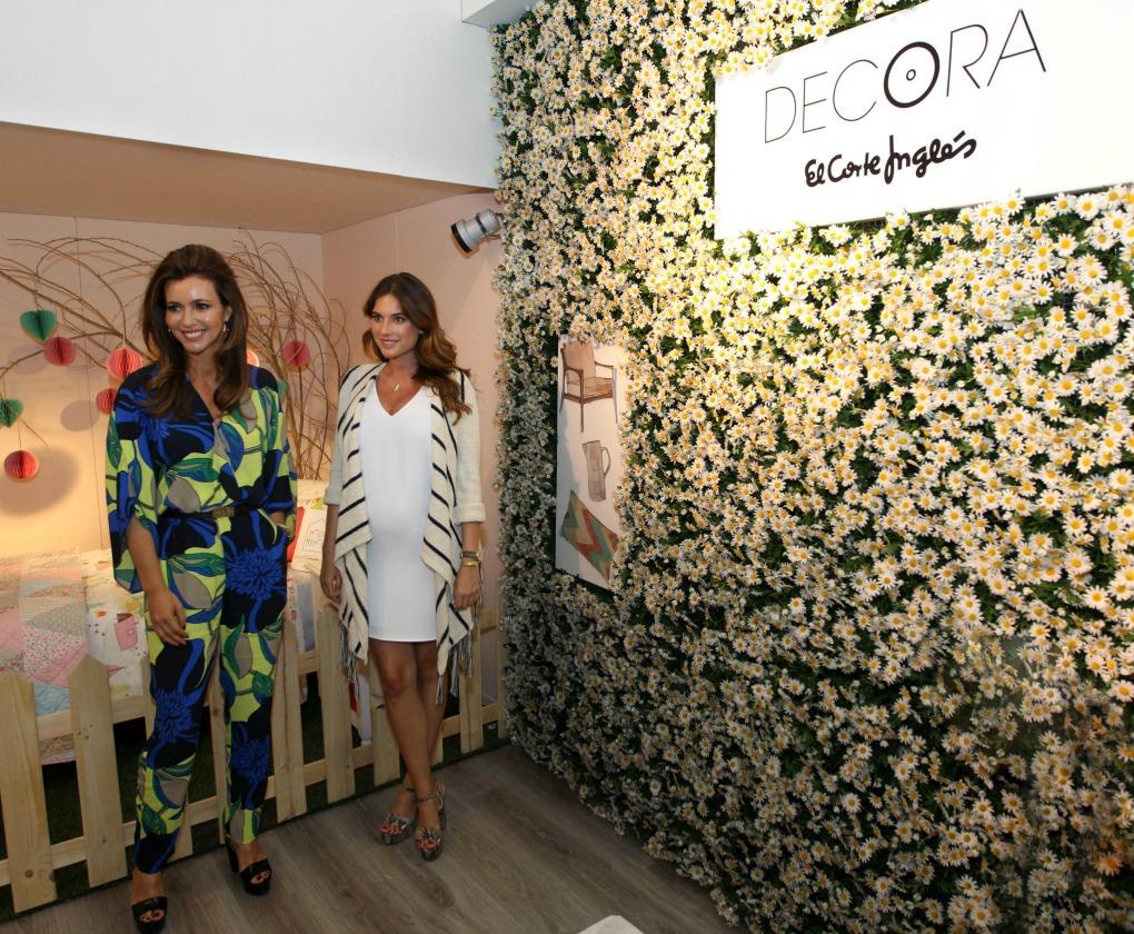 Arancha del Sol y Lourdes Montes son dos mujeres del mundo de la moda pero que aman la decoración. Raúl Doblado