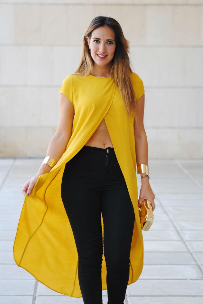 Amarillo es el color del verano