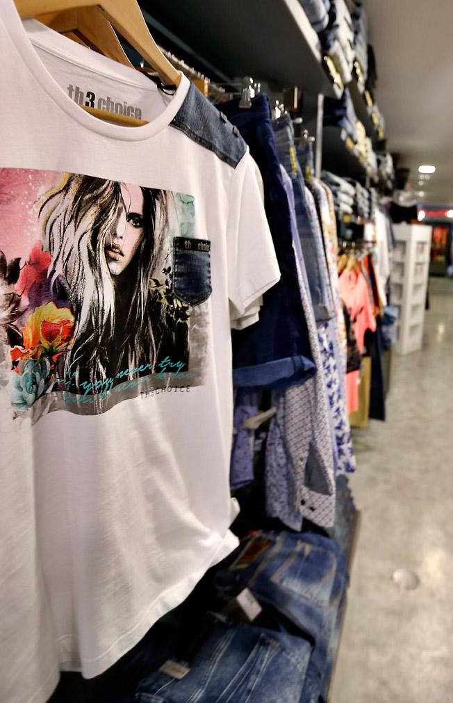 Marcas nacionales e internacionales firman las propuestas de Gallardo Jeans