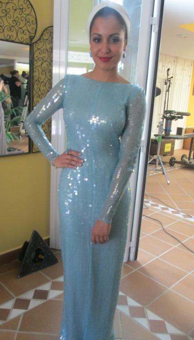 Hiba Abouk como Fátima en El Principe
