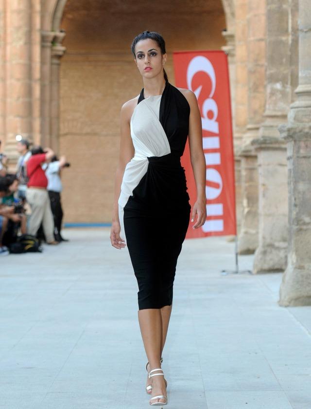 El largo midi es una de las alternativas al vestido largo que propone La Importadora. Juan José Úbeda.