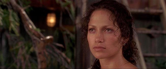Las cejas de Jennifer Lopez en Anaconda