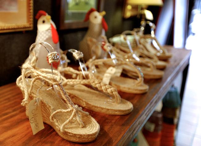 Sandalias De Cos hechas a mano 100% españolas