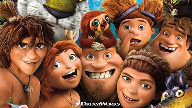 Cine de verano Los Croods